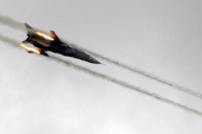 Máy bay quân sự Nga gặp nạn, 2 phi công thiệt mạng