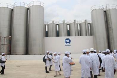 Vinamilk đầu tư thêm gần 80 tỷ vào nhà máy Miraka tại New Zealand