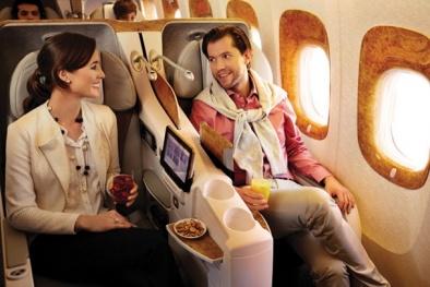 Khám phá tính năng 'Giữ vé' của Emirates Airlines