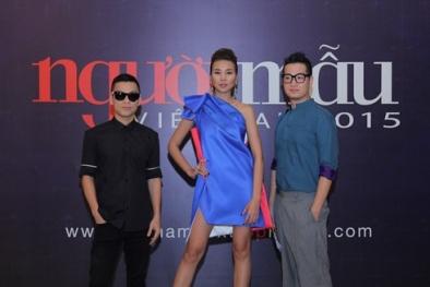 Vietnam's Next Top Model 2015 ra mắt BGK mùa mới