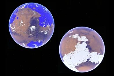 Chưa từng tồn tại sự sống trên Sao Hỏa?