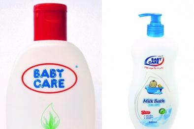 Công ty Việt Úc bị phạt 60 triệu đồng vì bán sữa tắm không đúng công thức