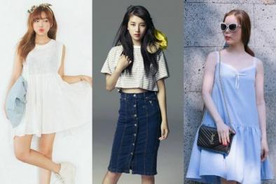 Những kiểu váy được 'săn lùng' nhiều nhất hè 2015