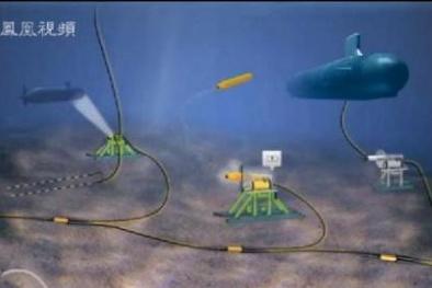 Trung Quốc đã rải hệ thống giám sát tàu ngầm đáy Biển Đông?