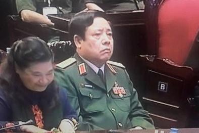 """Đại tướng Phùng Quang Thanh tham dự chương trình trực tiếp """"Khát vọng đoàn tụ"""""""