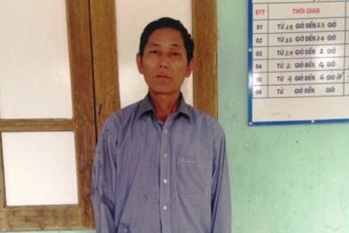 Ly Dế Pó chịu đầu thú sau 13 năm trốn lệnh truy nã