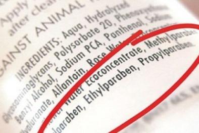 Đình chỉ lưu hành và thu hồi 2091 mỹ phẩm có chứa chất cấm