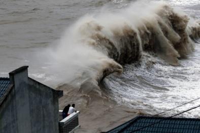 Nguyên nhân lũ lụt hoành hành khắp châu Á