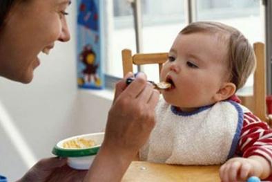 Dầu ăn bổ sung dinh dưỡng cho sự phát triển của trẻ