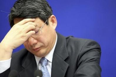 Quan tham Trung Quốc nhận tiền hối lộ vì 'yêu nước'?!