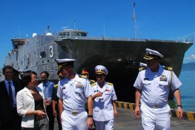 Hải quân Mỹ và Nhà Trắng không bất đồng về vấn đề Biển Đông