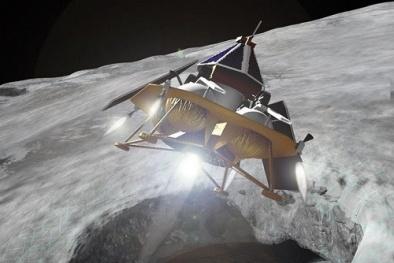Mỹ nhận dịch vụ mai táng trên Mặt Trăng giá hàng trăm triệu đồng