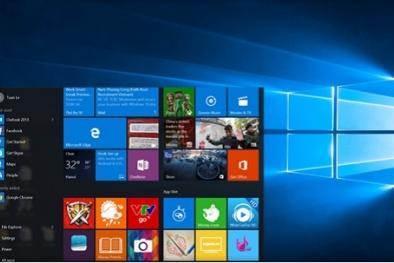 Tăng hiệu quả, năng suất làm việc với Windows 10