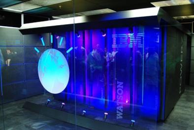 Siêu máy tính Watson hỗ trợ bác sĩ giảm thời gian, tăng chất lượng điều trị