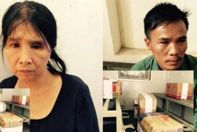 Bắt 'Thị Mầu' vì hành vi buôn bán, vận chuyển, tàng trữ thuốc nổ trái phép