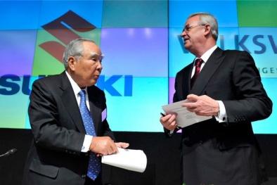 Suzuki và Volkswagen sẽ 'ly hôn'