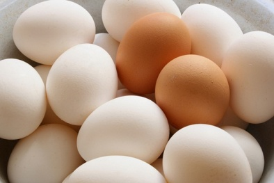 Lợi ích chữa bệnh bất ngờ từ vỏ trứng gà