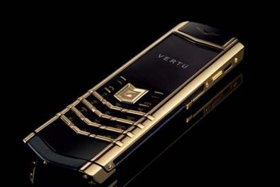 Truy tìm đại gia rởm mua chịu điện thoại Vertu hơn 1 tỷ rồi bỏ trốn