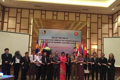Hội nghị Nhóm công tác về ACCSQ/WG2 lần thứ 29