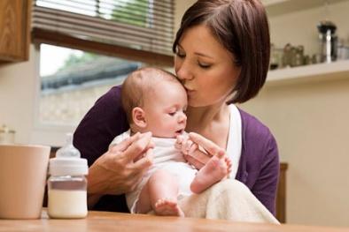 Dinh dưỡng cho bé thời kỳ cai sữa