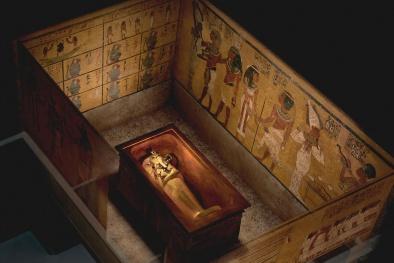 Cận cảnh các xác ướp thành viên gia đình Pharaoh Tutankhamun