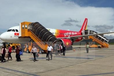 VietJet khai trương chuyến bay từ Hà Nội và TP.HCM đến Pleiku