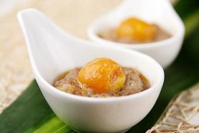 Cách làm thịt hấp trứng muối thơm ngon khó cưỡng