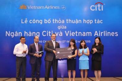 Vietnam Airlines và Citi Việt Nam hợp tác nâng cao chất lượng dịch vụ
