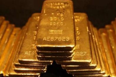 Giá vàng hôm nay ngày 9/10/2015 đạt mức giảm mạnh nhất trong tuần