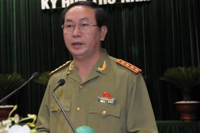 Bộ trưởng Trần Đại Quang chỉ đạo làm rõ vụ nghi can bị bạn tù đánh chết trong nhà giam