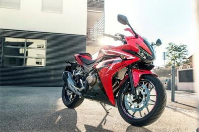 Hàng 'hot' Ducati 959 Panigale lộ diện trên đường thử