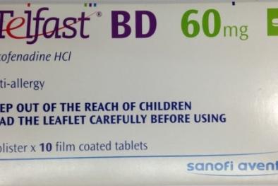 Bộ Y tế rút công bố thuốc biệt dược của Công ty Sanofi-Aventis Việt Nam