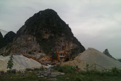Sau vụ nổ mìn phát hiện nhiều sai phạm tại HTX Công nghiệp Tân Sơn