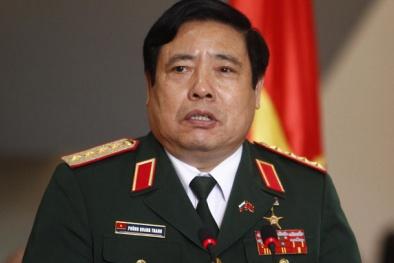 Bộ trưởng Phùng Quang Thanh: 'Chúng ta phải có thực lực để bảo vệ đất nước'