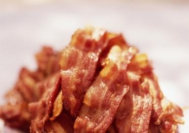 WHO: Thịt xông khói là nguyên nhân gây ung thư