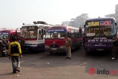 Hà Nội: Lạ kỳ bến xe có 'lốt' nhưng… không có xe nào chạy
