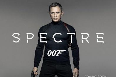 Siêu phẩm James Bond phần 24 kiếm 'khủng' sau 7 ngày công chiếu