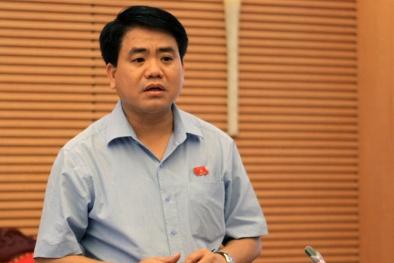 Thiếu tướng Nguyễn Đức Chung được giới thiệu chức danh Chủ tịch Hà Nội