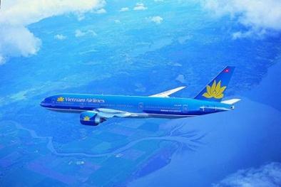Máy bay Việt Nam tạm thời sẽ không bay qua khu vực Trung Đông