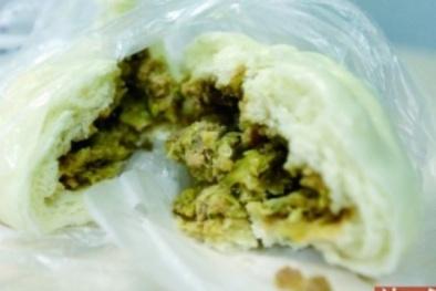 Trung Quốc: Xuất hiện bánh bao nhân 'thịt giả'