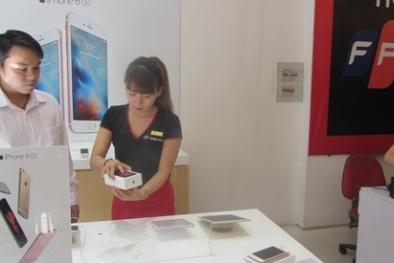 Gần 3.000 đơn đặt hàng mua iPhone 6S giao trong ngày đầu tiên tại FPT Shop