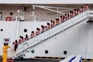 329 thanh niên Đông Nam Á và Nhật sắp đến sống ở gia đình Việt Nam