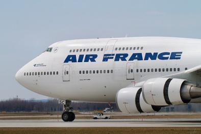 Hãng Air France sơ tán khẩn cấp vì lời đe dọa đánh bom trên mạng