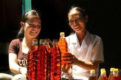 Nước mắm Phan Thiết: 'Đúng chất' nhờ Chỉ dẫn địa lý