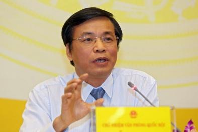 Ông Nguyễn Hạnh Phúc được giới thiệu làm Tổng Thư ký Quốc hội