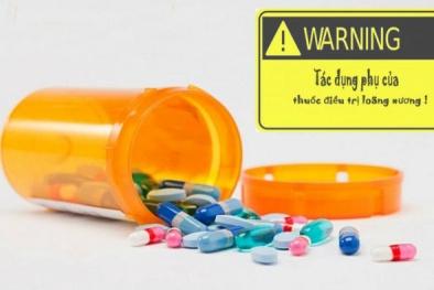 Cảnh báo nguy cơ hoại tử xương hàm do dùng thuốc chứa Acid zoledronic