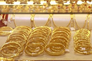 Giá vàng hôm nay 25/11/2015 tăng nhẹ do căng thẳng giữa Nga - Thổ Nhĩ Kỳ