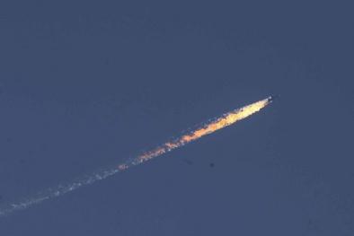 Máy bay Nga liên tiếp bị bắn hạ: Moscow đang gặp 'rủi'?