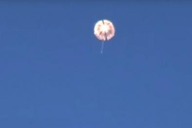 NÓNG: Một phi công trên chiếc Su-24 Nga bị bắn vẫn còn sống