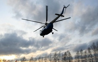 Trực thăng Mi-8 rơi ở Nga, gần 20 người thương vong